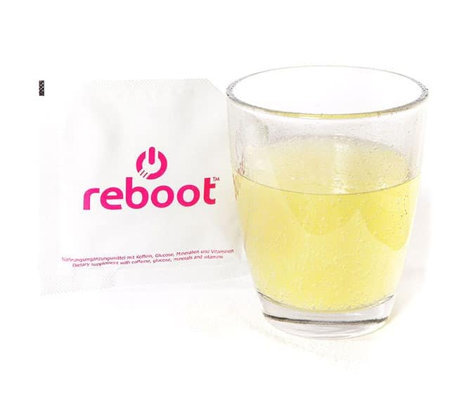 Reboot energy ohne taurin